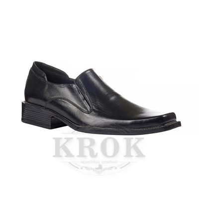 Туфлі чоловічі на каблуці 1-221R
