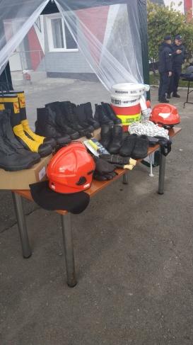 Міжнародні змагання між пожежниками-рятувальниками